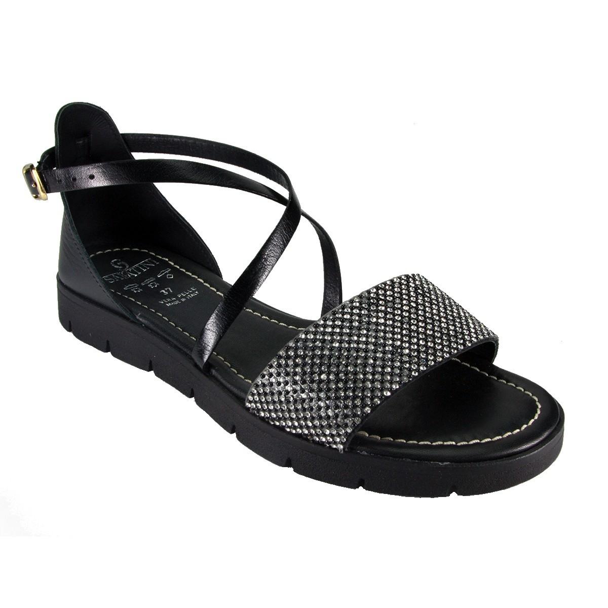 Sabatini S 7100 Nero - Calzatura comoda, elastica e leggera